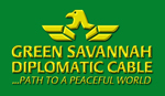 Green Savannah Diplomatic Cable