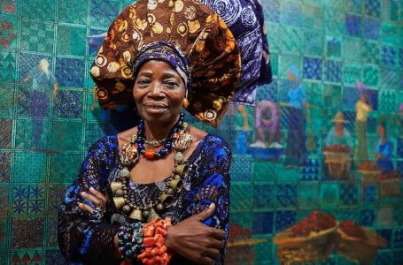 I will come back as an Artist- Nike Davies-Okundaye