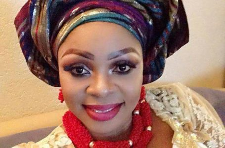 Why I want President Buhari's job- Monica Ambrose
