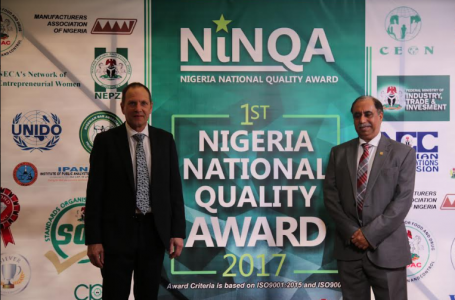 Echoes of the Nigeria National Quality Award
