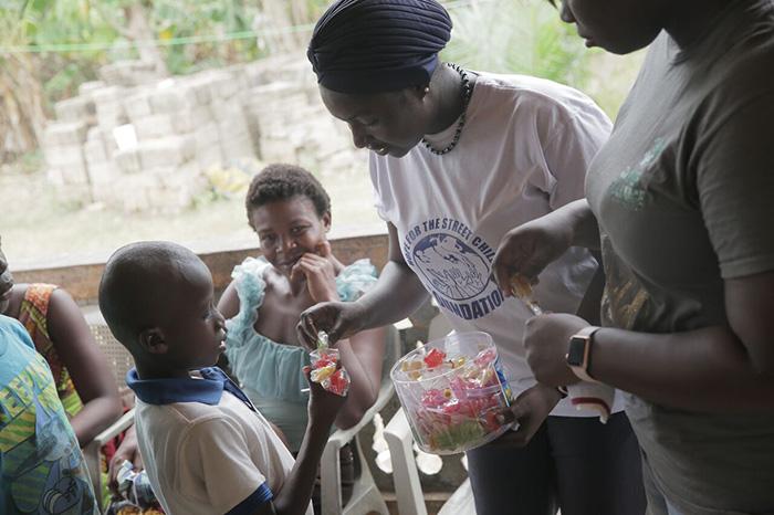 'Reducing street children in Ghana our goal'