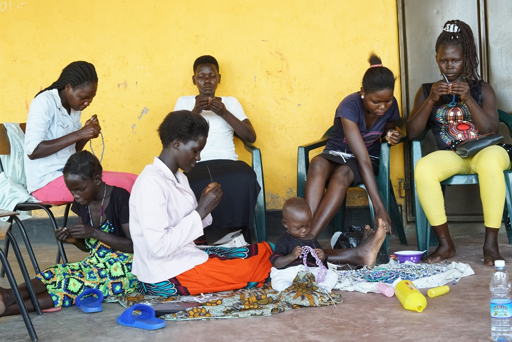 'Why we are empowering teenage mothers in Uganda'