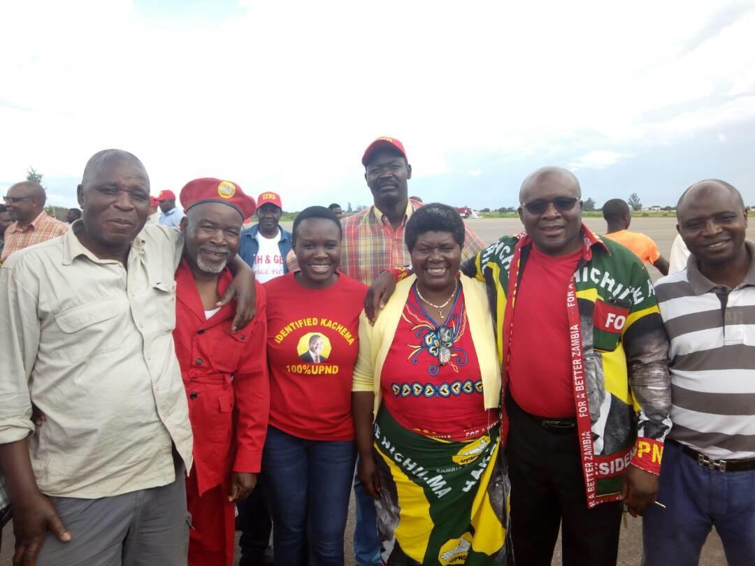 I want to change African narrative of politics-Kyapalushi