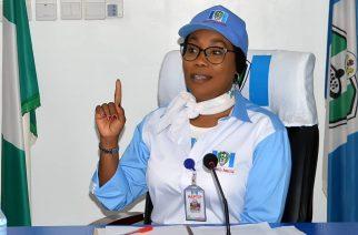 Director-General of NAPTIP, Dame Julie Okah-Donli