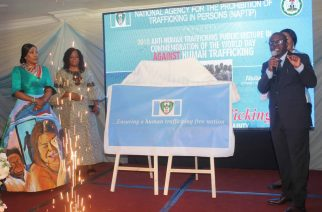 When NAPTIP marked World Day against Human Trafficking