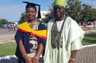 Two Nigerians make history in Ghana