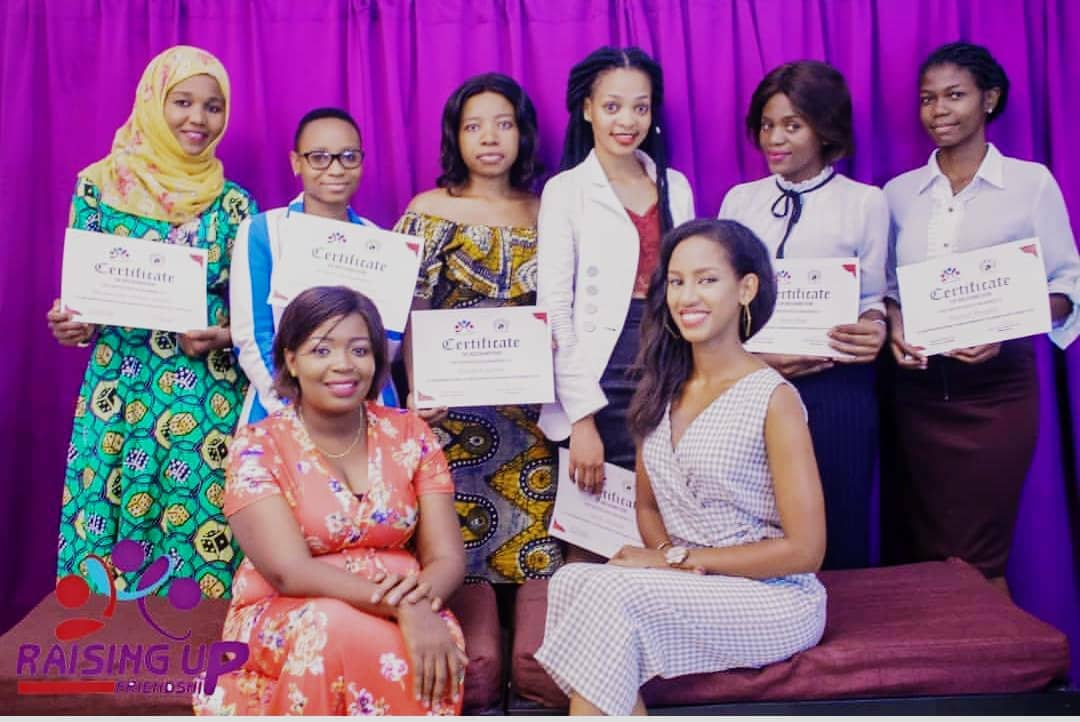I started my wigs business with only $22 – Tanzanian Entrepreneur
