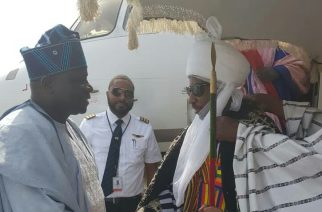 Nigerian High Commissioner receives Emir of Kano in Ghana