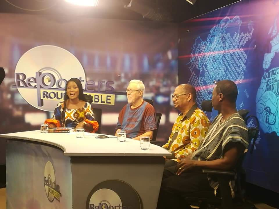 Rebekah Awuah emerges Journalist of the year in Africa
