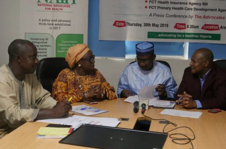 Assent to Health Bills on your table, Advocates appeal to Nigerian President