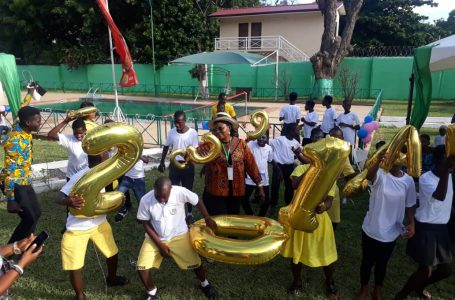 Children are the future of their countries – Ambassador Abikoye