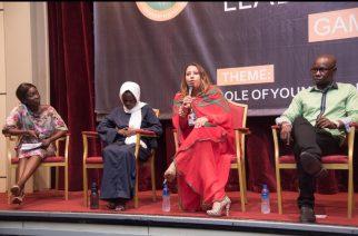 Again, Karima Rhanem bags leadership award