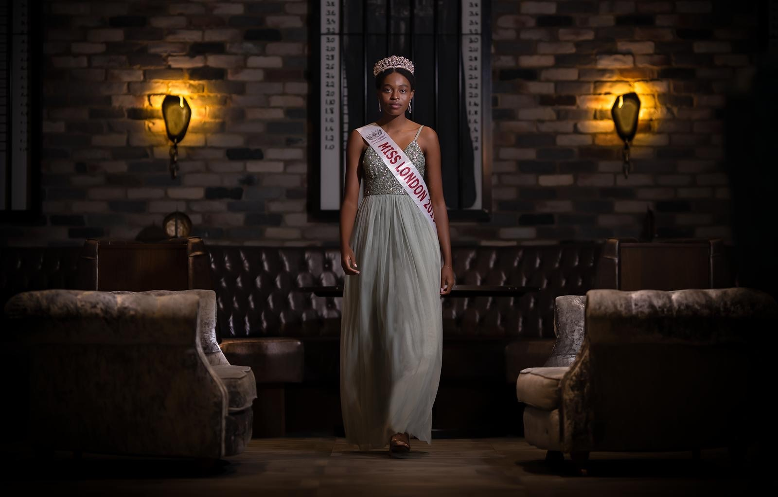 I never expected to become the first black Miss London – Vimbai  Chapungu