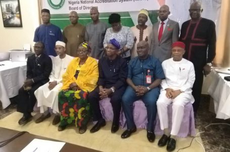 Hope rises for quality culture in Nigeria as NiNAS Board inaugurated