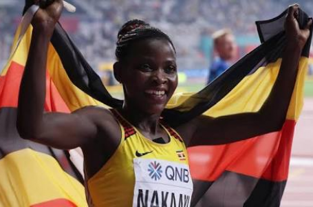 Halimah Nakaayi , 800 metres  world champion