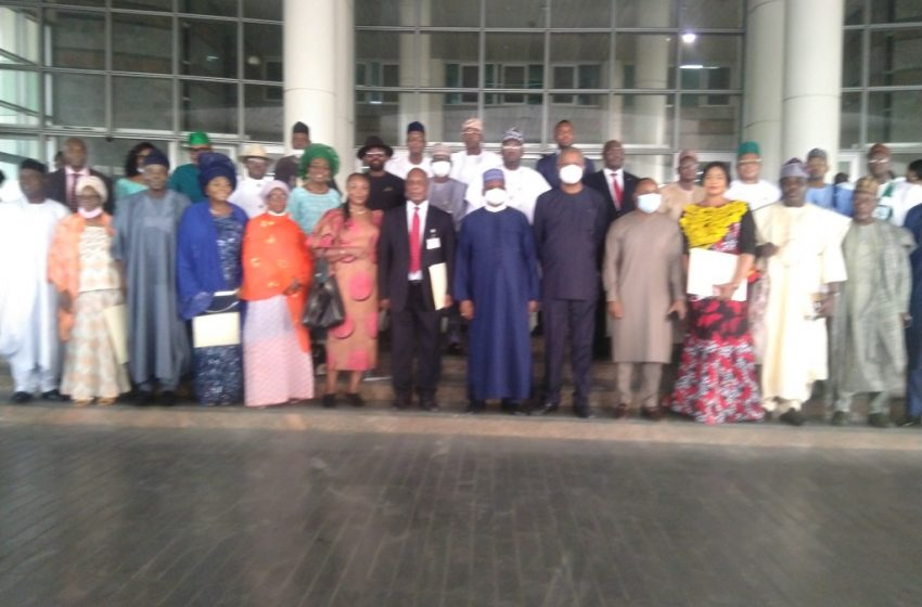 Give your best, Nigeria's Foreign Minister tells Ambassadors-designate