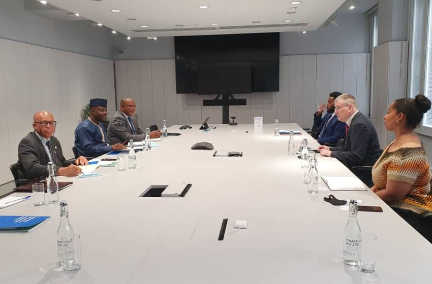Nigeria moves to improve policy direction with UK