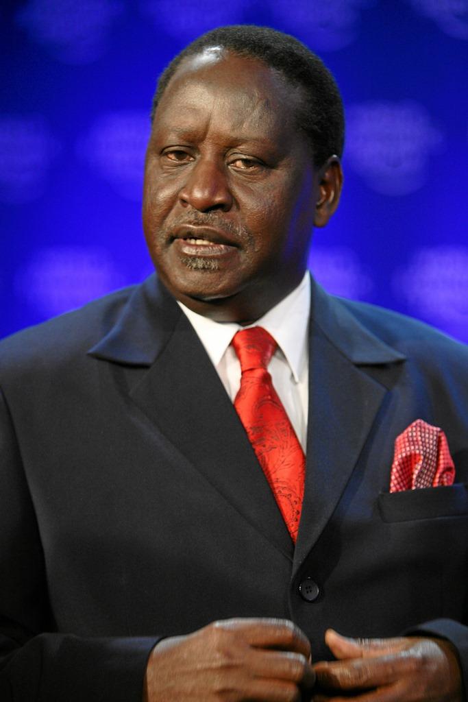 Not yet uhuru for Odinga