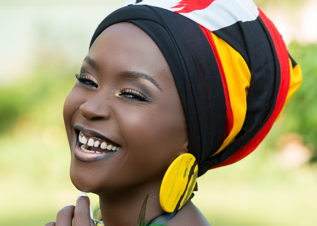 I didn't set out to be a comedian- Kansiime Anne
