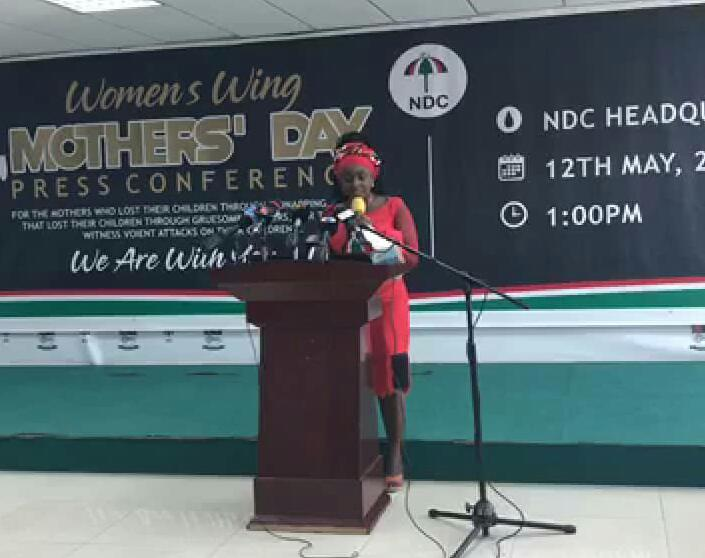 Opposition decries increasing insecurity of women and children in Ghana
