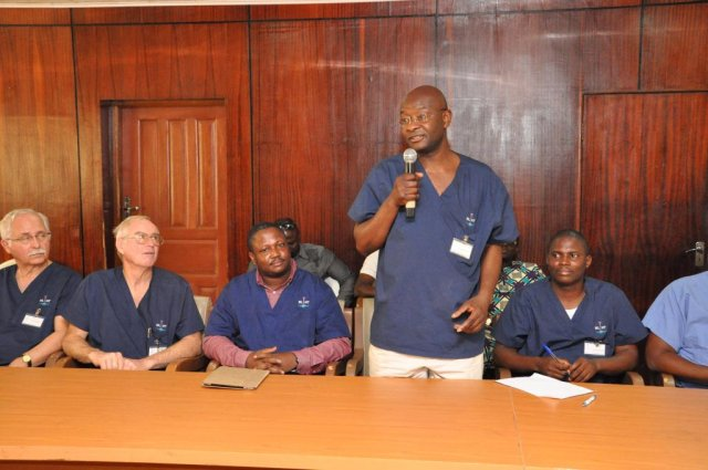 How to address healthcare challenges in Nigeria – Founder Moses Lake Medical Team