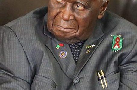 Kenneth Kaunda: Birthday gift for a true freedom fighter at 97