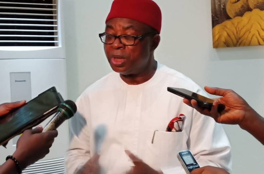 Why we are passionate about the Climate Change Bill  –  Hon Onuigbo