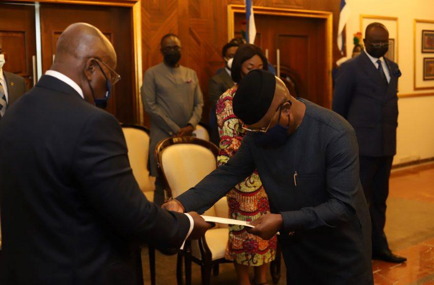 I will take Nigeria-Ghana relations to new heights – Ambassador Ibas