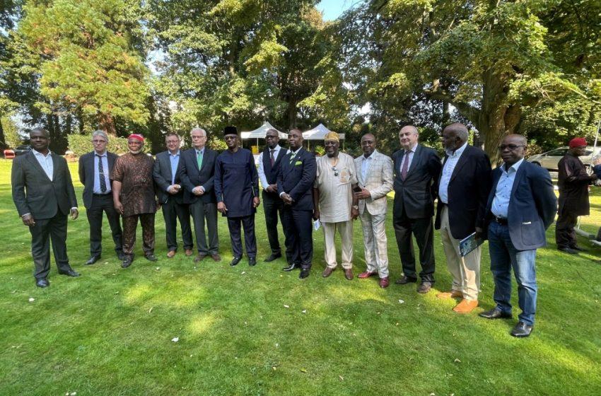 Ambassador Onowu unveils Nigeria's investment opportunities in Belgium