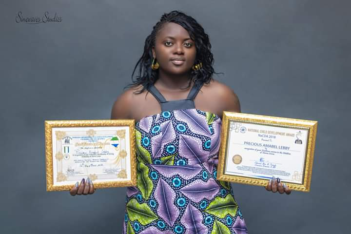 'Why I launched the first female online television in Sierra Leone'