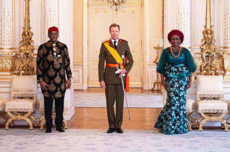 Ambassador Onowu underscores importance of Nigeria-Luxembourg bilateral relations